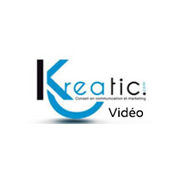 Logo Kreatic Vidéo